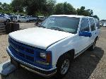 Lot: 3 - 1999 CHEVY TAHOE SUV