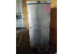 Lot: 9.MN - Randell 2 Door Stainless Industrial Freezer
