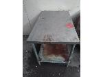 Lot: 11.MN - 5ftx3ft Stainless Table