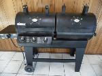 Lot: A5591 - Brinkmann Outdoor Propane Grill