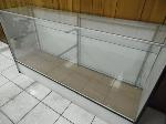 Lot: A5602 - Glass Display Case