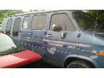 Lot: 2638 - 1986 GMC Van