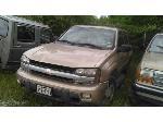 Lot: 101663 - 2004 Chevy Trail Blazer SUV