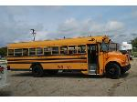 Lot: 01 - 1993 International Blue Bird Bus
