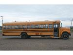 Lot: 03 - 1993 International Blue Bird Bus
