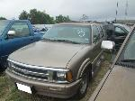 Lot: 0501-5 - 1997 CHEVROLET BLAZER SUV