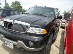 Lot: 226-J18623 - 2002 LINCOLN NAVIGATOR SUV