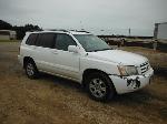 Lot: 10-883863 - 2001 TOYOTA HIGHLANDER SUV