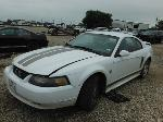 Lot: 13-883920 - 2004 FORD MUSTANG