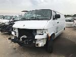 Lot: 502-Equip#996021 - 1999 Dodge Ram3500 Van - CNG