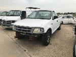 Lot: 504-Equip#971097 - 1997 Ford F250 Pickup -  CNG