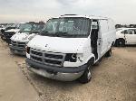 Lot: 505-Equip#006031 - 2000 Dodge Ram3500 Van-CNG