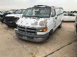 Lot: 506-Equip#006012 - 2000 Dodge Ram3500 Van-CNG
