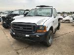 Lot: 507-Equip#011060 - 2001 Ford F250 Pickup
