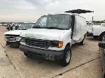 Lot: 510-Equip#046007 - 2004 Ford E250 Van