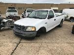 Lot: 515-Equip#971038 - 1997 Ford F250 Pickup - CNG