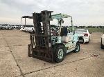 Lot: 528-Equip#949003 - 1994 Mitsubishi FG35 Forklift