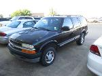 Lot: P501 - 2000 CHEVROLET BLAZER SUV