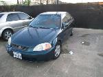 Lot: P526 - 1997 HONDA CIVIC