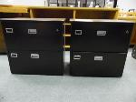 Lot: 72.UVALDE - (2) SMITH SYSTEM LATERAL FILE CABINETS