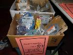 Lot: 84.UVALDE - (1 BOX) OF ASSORTED DIESEL PARTS