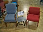 Lot: 549.LUB - (7) CHAIRS