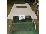 Lot: 558.LUB - (3) FOLDING TABLES