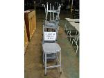 Lot: 561.LUB - (10) STOOL CHAIRS