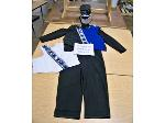 Lot: 574.LUB - (4 PALLETS) BAND UNIFORMS/HATS