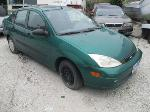 Lot: 455 - 2002 Ford Focus