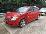 Lot: 1708044 - 2006 PONTIAC VIBE SUV - KEY*