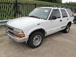 Lot: 1708437 - 1998 CHEVROLET BLAZER SUV