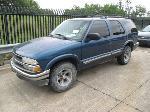 Lot: 1708600 - 2000 CHEVROLET BLAZER SUV