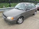 Lot: 1708753 - 2002 HYUNDAI ACCENT