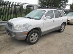 Lot: 1709299 - 2003 HYUNDAI SANTA FE SUV - KEY*