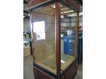 Lot: 08 - Rolling Trophy Case