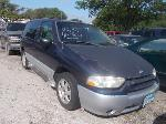 Lot: 30 - 2002 NISSAN QUEST VAN