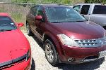 Lot: 44287 - 2007 Nissan Murano SUV