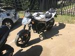 Lot: 17-0540 - 2012 HYOSUNG GTZ MOTORCYCLE