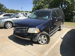 Lot: 17-0565 - 2003 FORD EXPLORER SUV - KEY