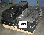 Lot: 789 - Vapor Analyzer, Breathing Apparatus, Projector