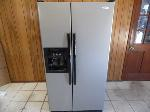 Lot: A5608 - Working Whirlpool Stainless Refrigerator