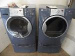 Lot: A5609 - Working Kenmore Elite Washer Dryer Set