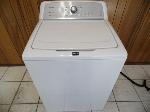 Lot: A5619 - Working Maytag Bravos X he Washing Machine