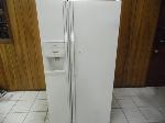 Lot: A5620 - Working Admiral Side By Side Refrigerator