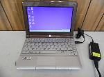 Lot: A5623 - Working Toshiba Mini Notebook w/Windows 7