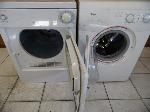 Lot: A5629 - Working Stackable Washer & Dryer