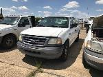 Lot: 70-EQUIP#21055 - 2002 FORD F150 PICKUP - CNG