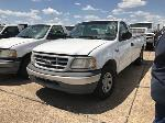 Lot: 71-EQUIP#991112 - 1999 FORD F250 PICKUP - CNG