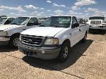 Lot: 72-EQUIP#11143 - 2001 FORD F150 PICKUP - CNG